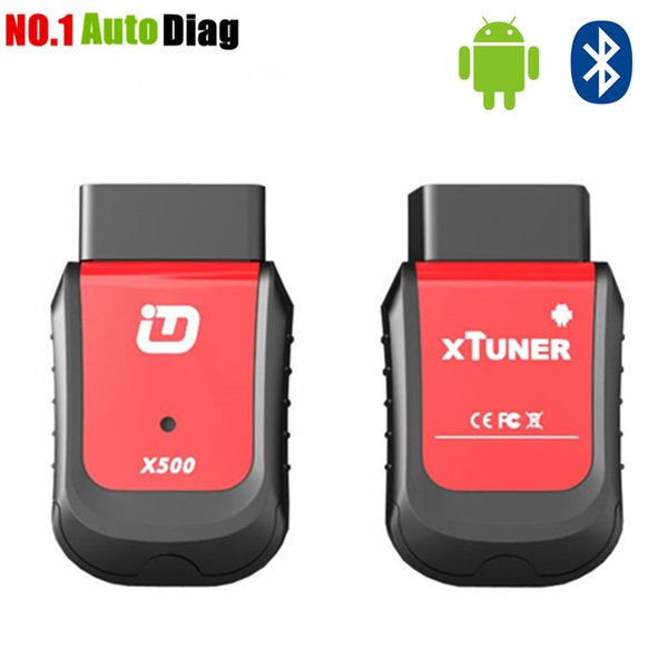 Xtuner X500 Bluetooth Android Universal OBD2 Car Diagnostic Tool for Engine,ABS,Battery,DPF,EPB,Oil,TPMS,IMMO Auto Scanner