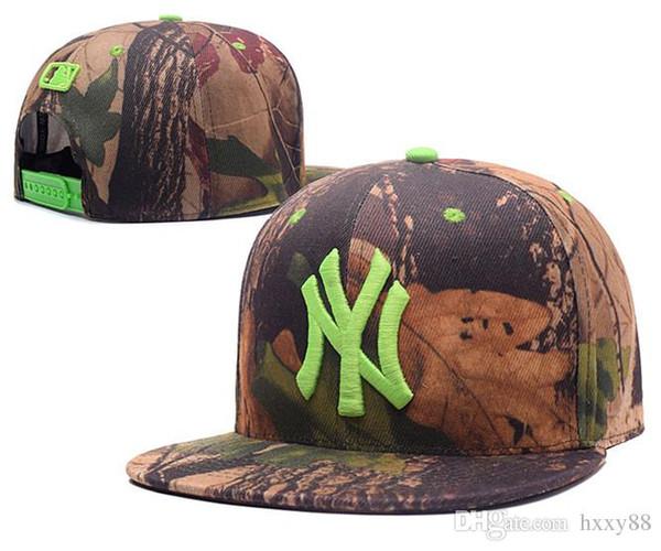 2018 Fashion NY Baseball Caps 24 Colors Peaked Cap New Adjustable Snapbacks Sport Hats Free Drop Shipping Mix Order