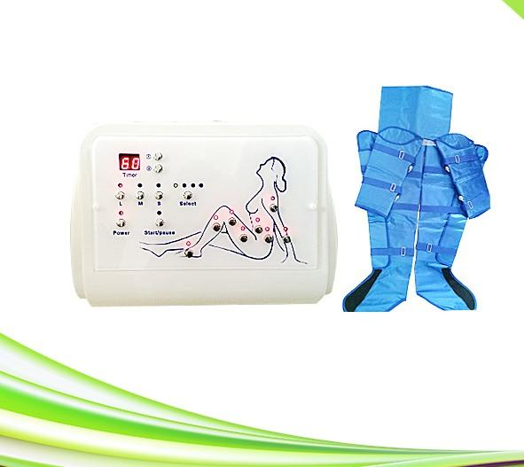 professional air pressure therapy lymph drainage slim body pressure therapy machine