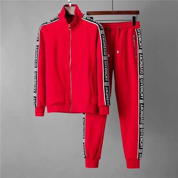 2019 Männer Tracksuits Sweatshirts Anzüge Luxus Sport Anzug Männer Hoodies Jacken-Mantel-Männer Medusa Sportswear Sweatshirt Trainingsoberteil-Sets