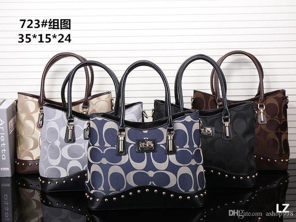 2020 ÇANTA YENİ stilleri Çanta Ünlü İsim Moda Deri Çanta Kadınlar Bez Omuz Çantaları Bayan Deri Çanta Çanta Pursuit D411