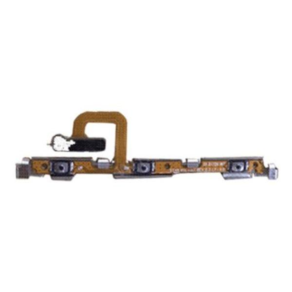 Bouton d'alimentation bouton de volume câble flex