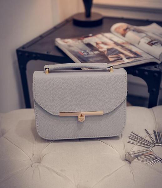 Toptan 2018 lüks kadın çanta çanta Ünlü tasarımcı çanta Bayanlar çanta Moda tote çanta kadın çanta çanta el çantası # 121