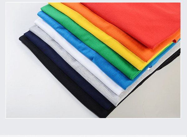 Custom T shirts for advertising shirts round collar T-shirts, custom cultural shirts, Logo fast dry work clothes, group uniforms.