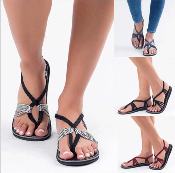 Designer-Slides Marke Damen Sandalen Luxus Hausschuhe Flip Flops Rihanna Ace Damen Sandalen Rutschfeste Designer Hausschuhe Größe 35-43