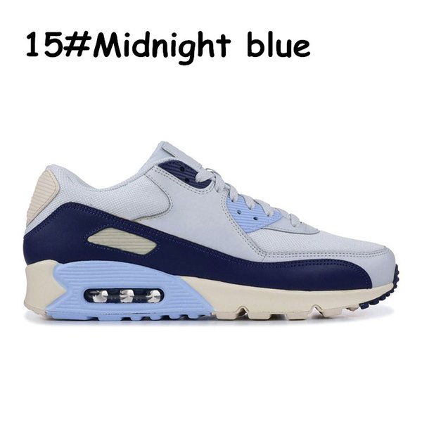 15 Midnight blue