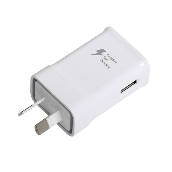 2a au plug u b wall home quick charger charging power adapter for am ung 8 9 plu for iphone8 x xr high quality