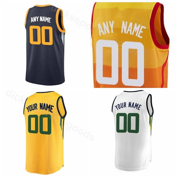 info for 58886 e5002 2019 College Printed Men 15 Derrick Favors Jersey Basketball 10 Alec Burks  11 Dante Exum 24 Grayson Allen 23 Royce ONeale Custom Name Number From ...