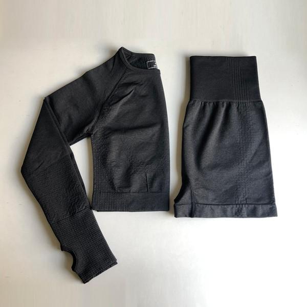 Black Top+Leggings