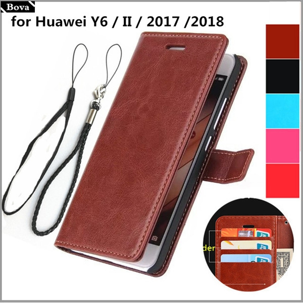 Cellphones & Telecommunications Card Holder Cover For Huawei 6 Pu ...
