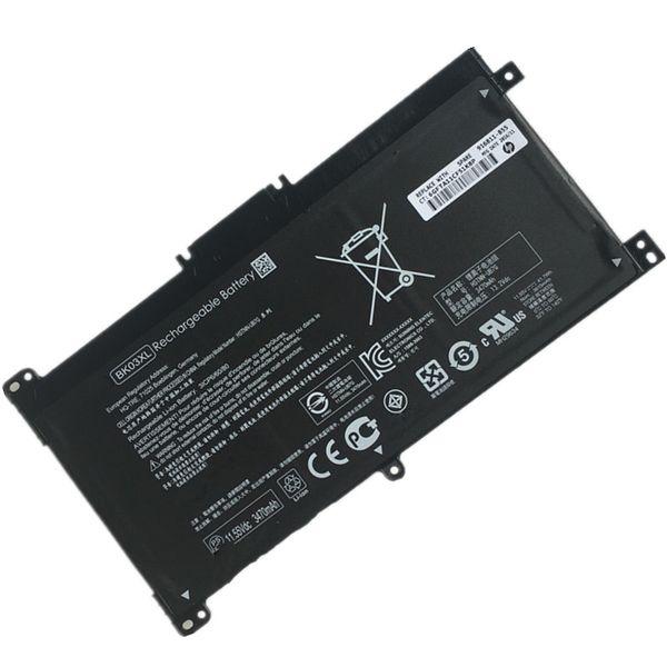 WEYON 11.55V 41.7Wh Original BK03XL Laptop Battery For HP HSTNN-UB7G TPN-W125 916366-541 916811-855 Laptop Tablet