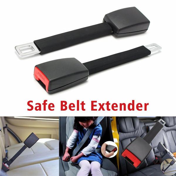 Car Seat Belt Extender Extension Safety Buckle Clip Universal Adjutable Strap UK