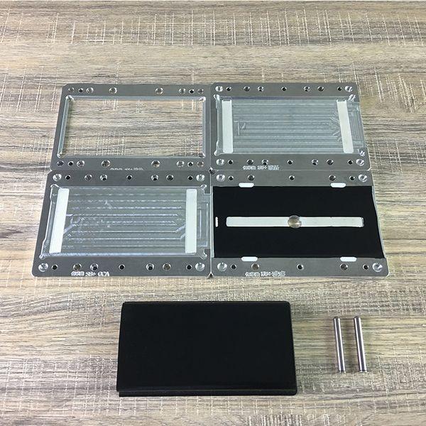 top popular YJM S10 S10+ S10E Precision Alignment and laminating mold Samsung Curve Edge LCD Refurbish 2020