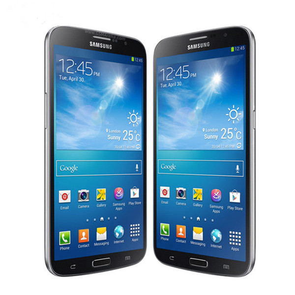 Original para Samsung Galaxy Mega 6.3 I9200 I9205 de doble núcleo de 6,3 pulgadas a 1,7 GHz 16 GB de 8MP 4G LTE Teléfono Reformado