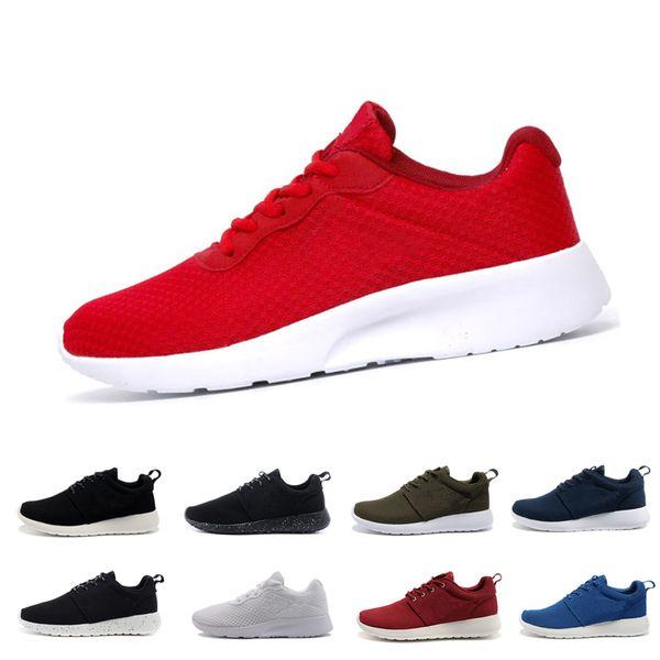 2018 Classic Run Shoes tanjun Black white Men Womens Running shoes London Olympic Runs outdoor mens sports Shoe trainer Sneakers size 36-44