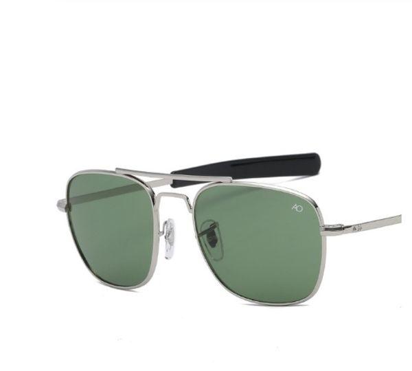 Gümüş / Yeşil