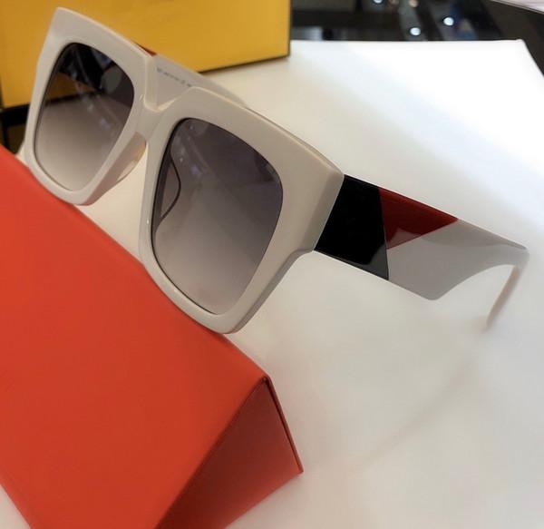 branco Gradiente lente cinza