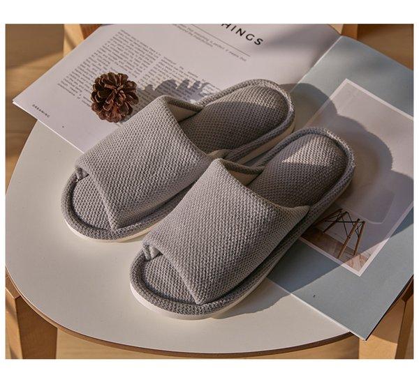 Size224 Yeni Flashtrek Terlik Erkek Ayakkabı Rahat Moda Yüksek Kalite PU Deri erkek Ayakkabı Scuffs Boyutu 38-45