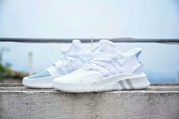 Großhandel 2019 New Adidas EQT Bask ADV Runing Shoes Basketball Mid Mens Casual Schuhe Günstige EQTADV Chaussures Designer Women Future 93 17 Trpile