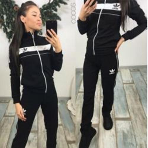 Купить со скидкой NO5Fashion женское платье алфавит печатных повседневная женская спортивная одежда костюм