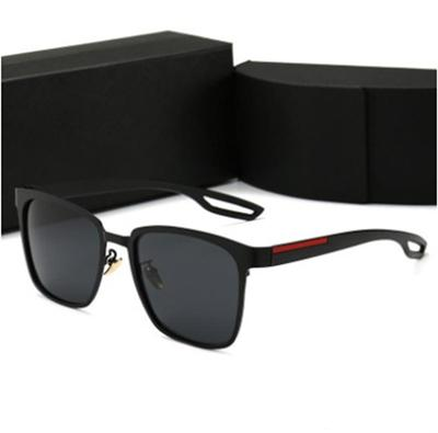 top popular Summer Beach Sunglasses Driviing Goggle Sunglasses for Mens Woman Model 0120 Highly Quality with Box 2021