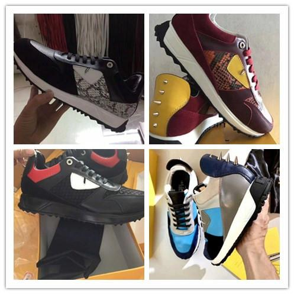 2019 Moda casual zapatos planos hombres mocasines mary jane alpargatas transpirables para hombres pequeños monstruos zapatos de lona yx889601