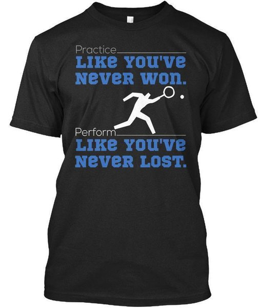 Tennis Unisex T-Shirt (S-5XL)