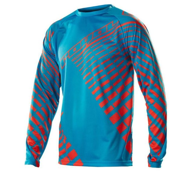 Polyester Material Motorcycle Jerseys T shirt Summer wear Sweatshirt off road DH MX jerseys Moto Player ice cold feel