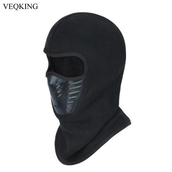 Kış açık spor maskeleri motosiklet rüzgar kar maskesi kaskları unisex spor bisikletler kap yüz maskesi açık yüz maskesi