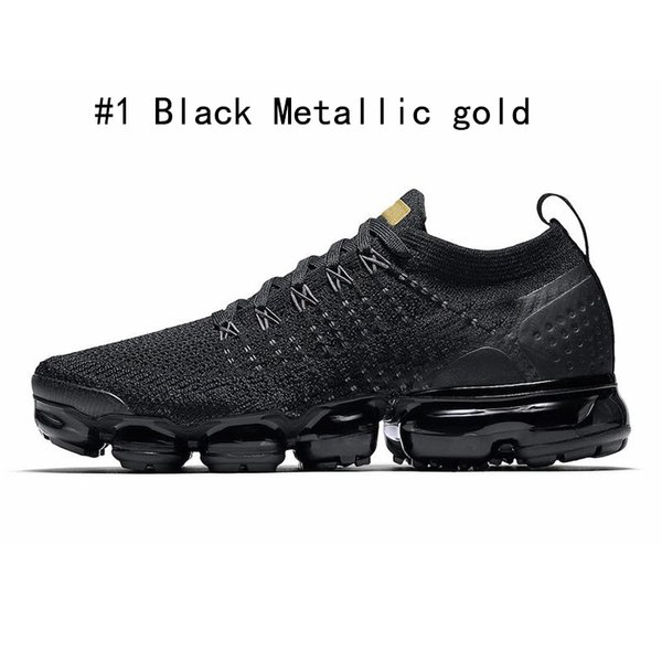 Black Metallic gold