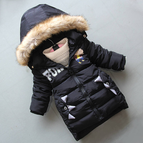 good quality boys winter warm outerwear children clothing boys fashion long down parkas kids thick hoodies winter coat snow wear