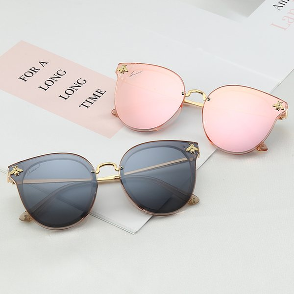 Las nuevas gafas de sol de diseñador de verano para mujer polarizadas Adumbral con grandes y grandes gafas de montura completa de lujo para mujeres, hombres, marca de moda, vidrio con caja