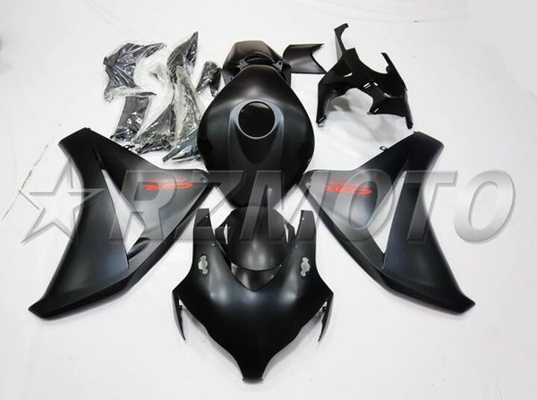 New Injection Mold Motorcycle ABS Fairings kit Fit for HONDA CBR1000RR 2008 2009 2010 2011 08 09 10 11 1000RR CBR1000 Cool Matte black