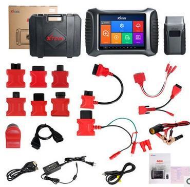 2019 xtool A80 H6 full set systerm car diagnostic tool car OBDII repair tool key programmer
