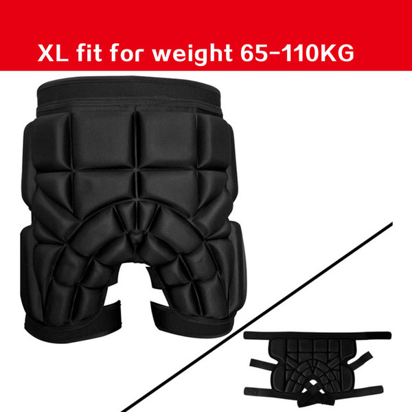 XL fit for weight 65-110KG