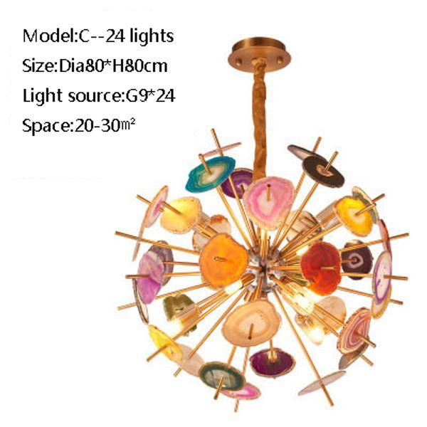 C 24 lights