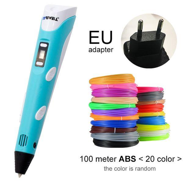 Blue-100m ABS