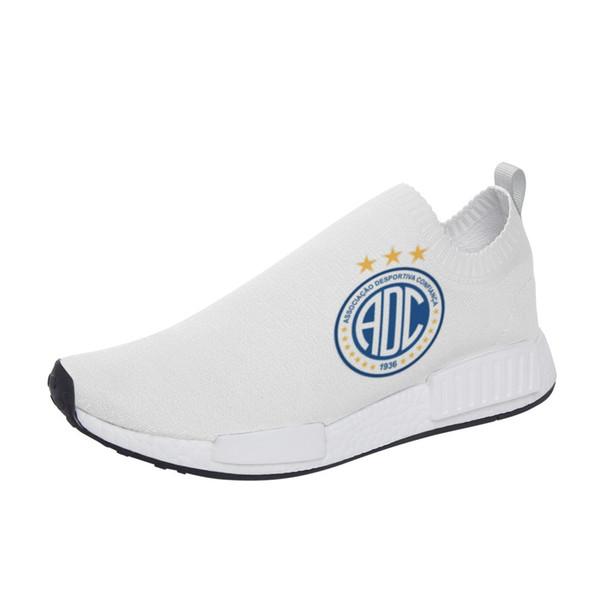 Confiança Homens sapatos causais personalizados Sapatos leves e confortáveis
