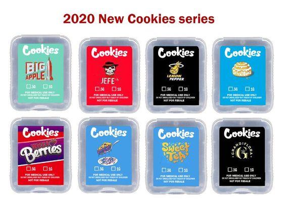2020 nouvelle série cookies