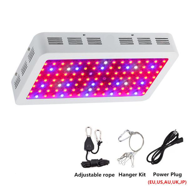 Spettro completo 1000w 1200w led Le piante coltivano le luci Raccomandato Le chip doppie ad alto rapporto costo-efficacia hanno portato a crescere le luci Sistemi idroponici