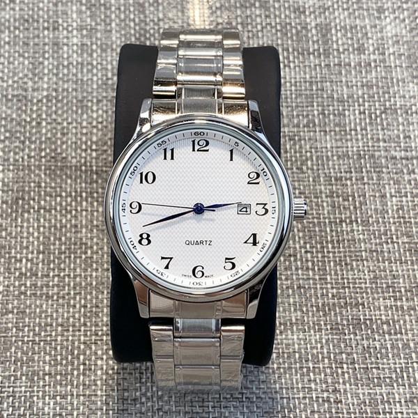 Fashion Luxury Designer Man Watch leather Elegant Watches Quartz Men Wristwatch stainless steel Watches relogio masculino clock High quality