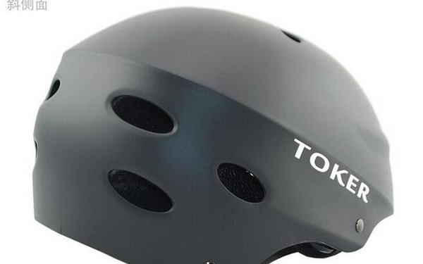 Professional hip-hop boy helmet skateboard skating helmet bicycle helmet for kids and adults Free shipping