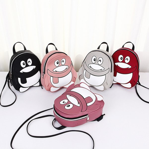 2019 дизайнер мода мультфильм женская школа рюкзак маленький рюкзак женский сумка девушка кошелек mochila