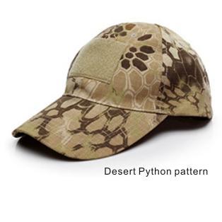 Patrón de pitón del desierto