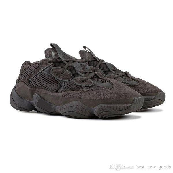 #04 Utility Black 36-45