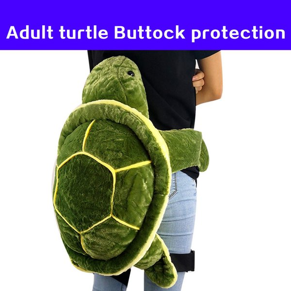 Adult turtle Buttock protection