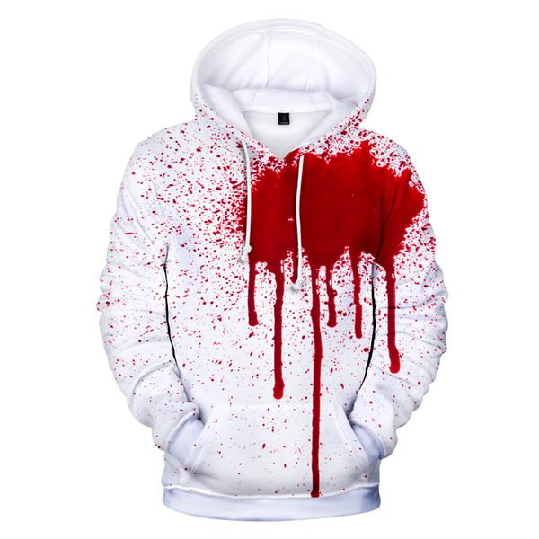 2019 New Hot Halloween 3d Hoodies Men/women Fashion Happy Halloween Harajuku High Quality 3d Print Men's Hoodies Sweatshirt 4xl