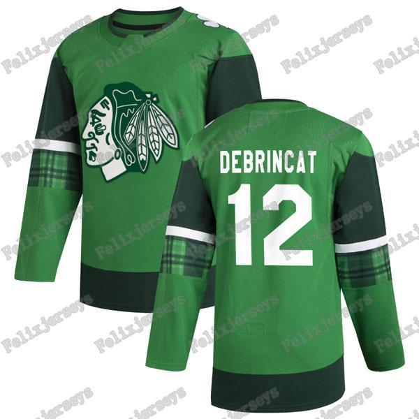 12 Alex DeBrincat