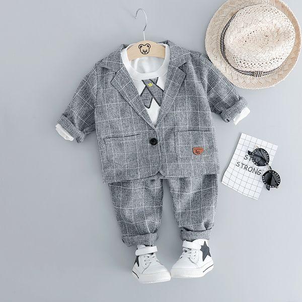 Enfant bébé garçon vêtements vêtements Outfit Kids Garçon Tenues Ensembles T-shirt pantalon