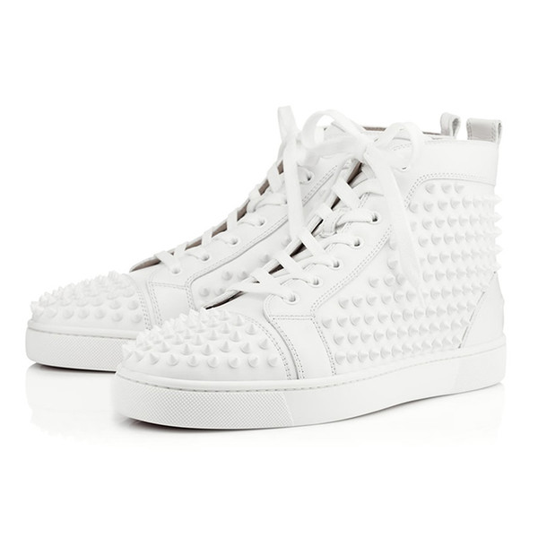 0 white leather